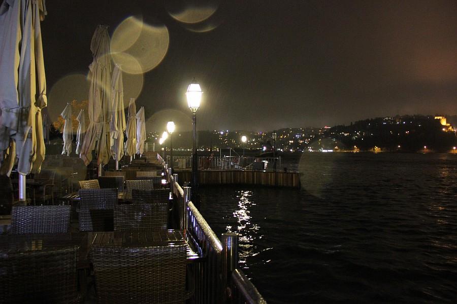 Стамбул, ночь, путешествия, фотография, Аксанов Нияз, kukmor, река, дождь, of IMG_6833