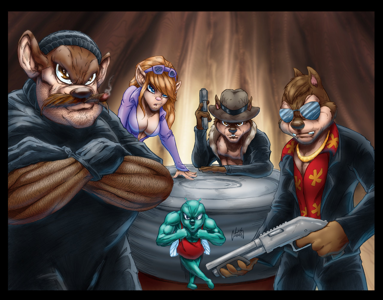 bad_ass_rangers_by_belgerles-d6fykds