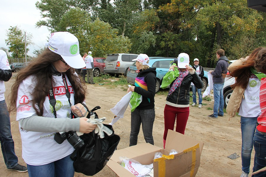 Блогер против мусора, экология, Казань, уборка, акция, фотография, блогеры, природа, kukmor,Блогер против мусора 2013 в Казани, of IMG_7308