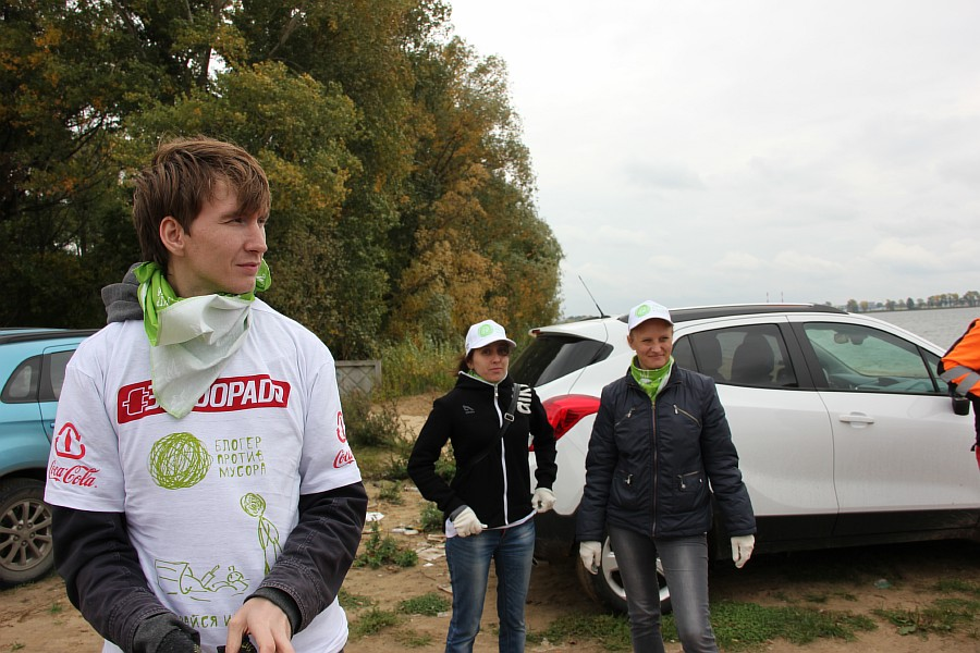 Блогер против мусора, экология, Казань, уборка, акция, фотография, блогеры, природа, kukmor,Блогер против мусора 2013 в Казани, of IMG_7320