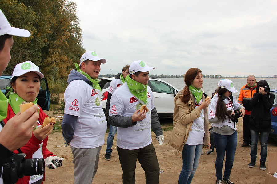 Блогер против мусора, экология, Казань, уборка, акция, фотография, блогеры, природа, kukmor,Блогер против мусора 2013 в Казани, of IMG_7328