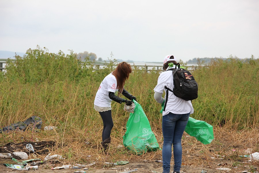 Блогер против мусора, экология, Казань, уборка, акция, фотография, блогеры, природа, kukmor,Блогер против мусора 2013 в Казани, of IMG_7356