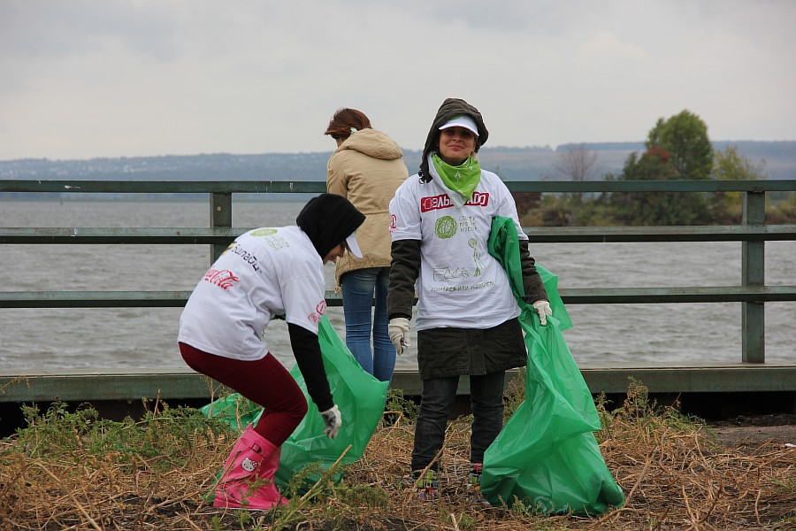 Блогер против мусора, экология, Казань, уборка, акция, фотография, блогеры, природа, kukmor,Блогер против мусора 2013 в Казани, of IMG_7367