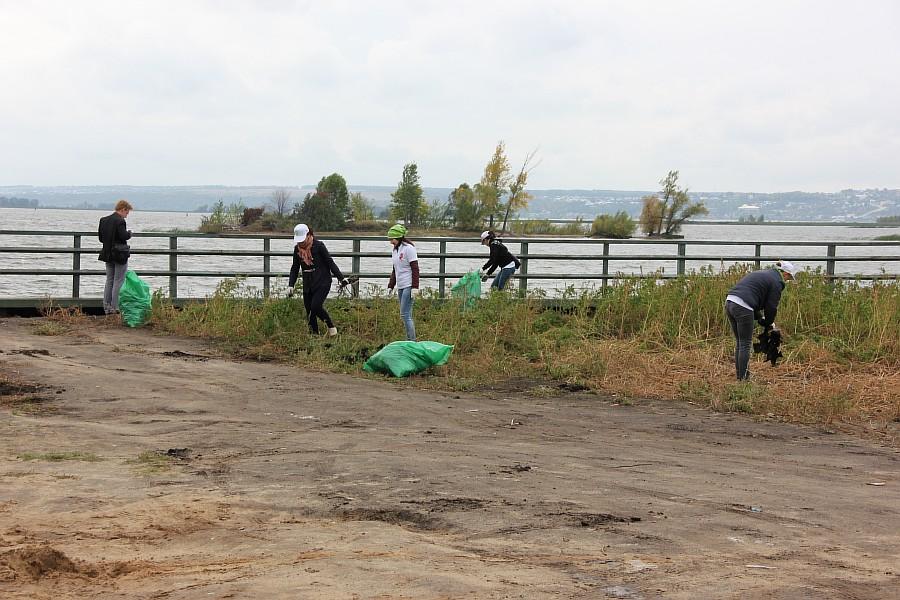 Блогер против мусора, экология, Казань, уборка, акция, фотография, блогеры, природа, kukmor,Блогер против мусора 2013 в Казани, of IMG_7393