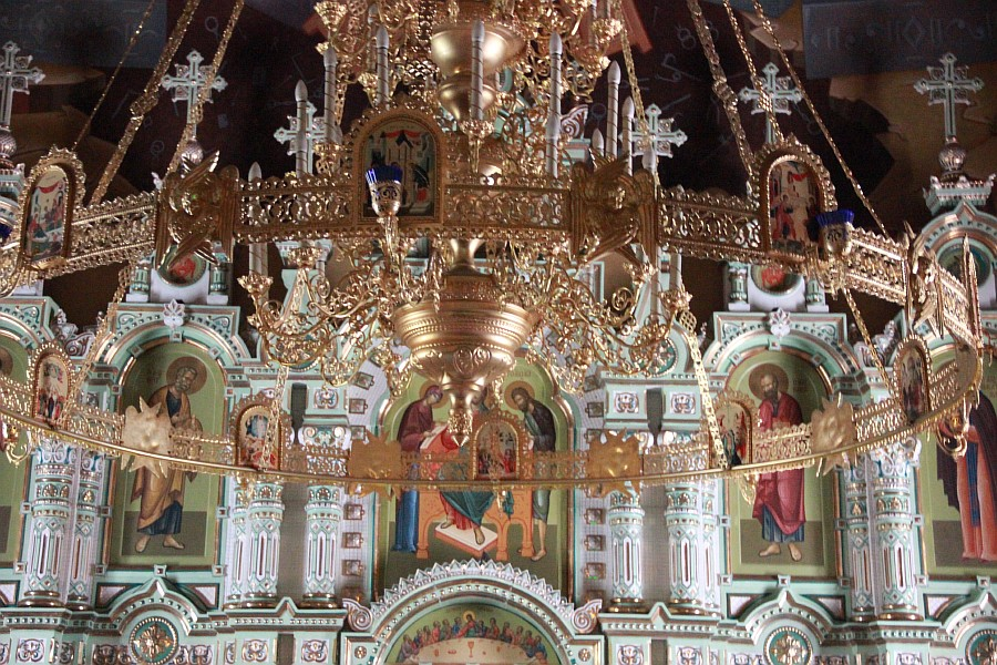 Успенская церковь, роспись, Нижний Новгород, фотография, путешествия, монастырь, Аксанов Нияз, kukmor, of IMG_9399