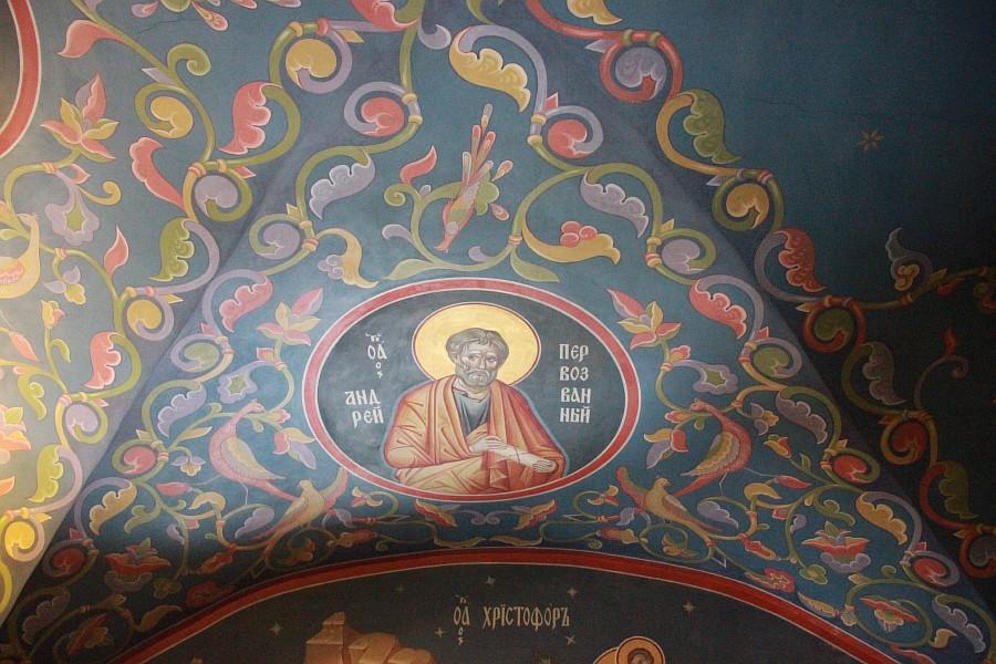 Успенская церковь, роспись, Нижний Новгород, фотография, путешествия, монастырь, Аксанов Нияз, kukmor, of IMG_9405