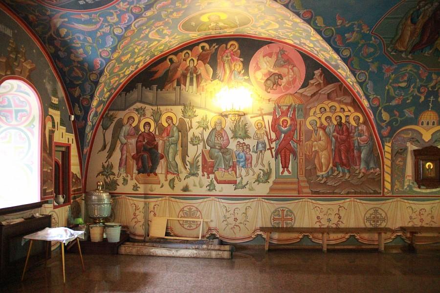 Успенская церковь, роспись, Нижний Новгород, фотография, путешествия, монастырь, Аксанов Нияз, kukmor, of IMG_9410