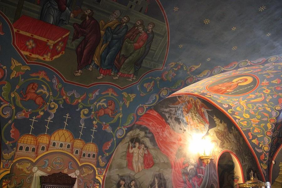 Успенская церковь, роспись, Нижний Новгород, фотография, путешествия, монастырь, Аксанов Нияз, kukmor, of IMG_9414