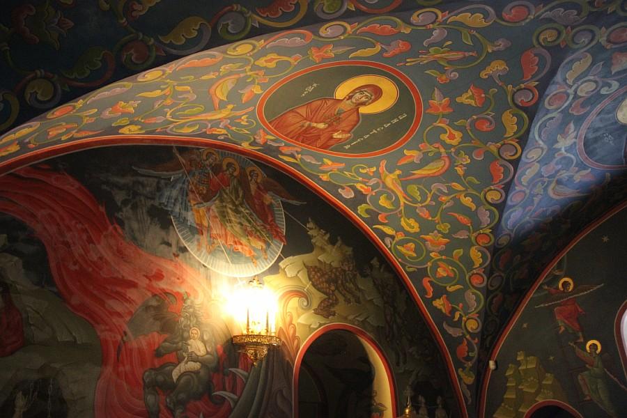 Успенская церковь, роспись, Нижний Новгород, фотография, путешествия, монастырь, Аксанов Нияз, kukmor, of IMG_9415
