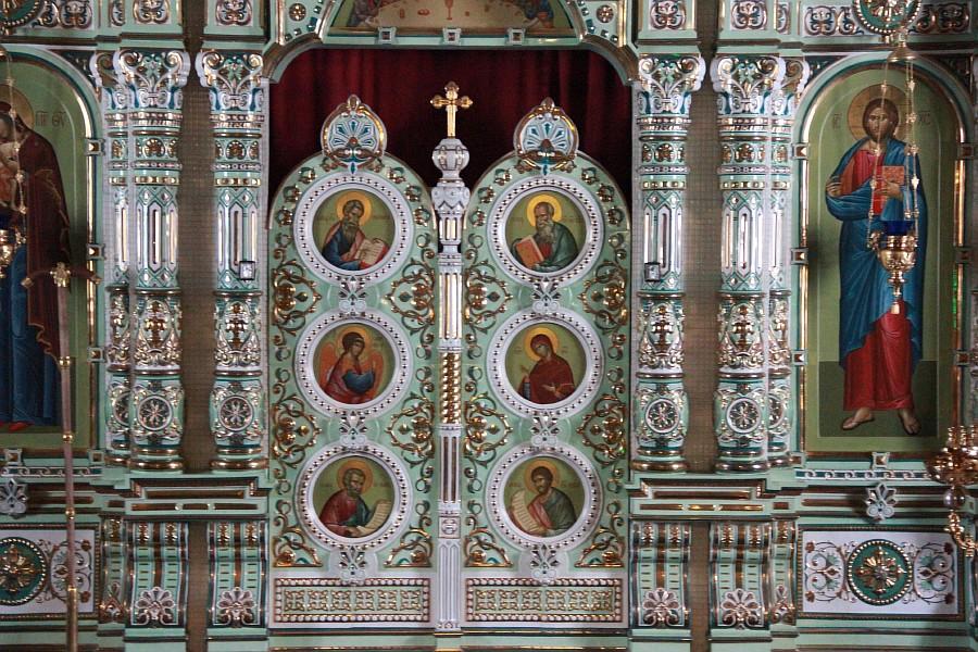 Успенская церковь, роспись, Нижний Новгород, фотография, путешествия, монастырь, Аксанов Нияз, kukmor, of IMG_9416
