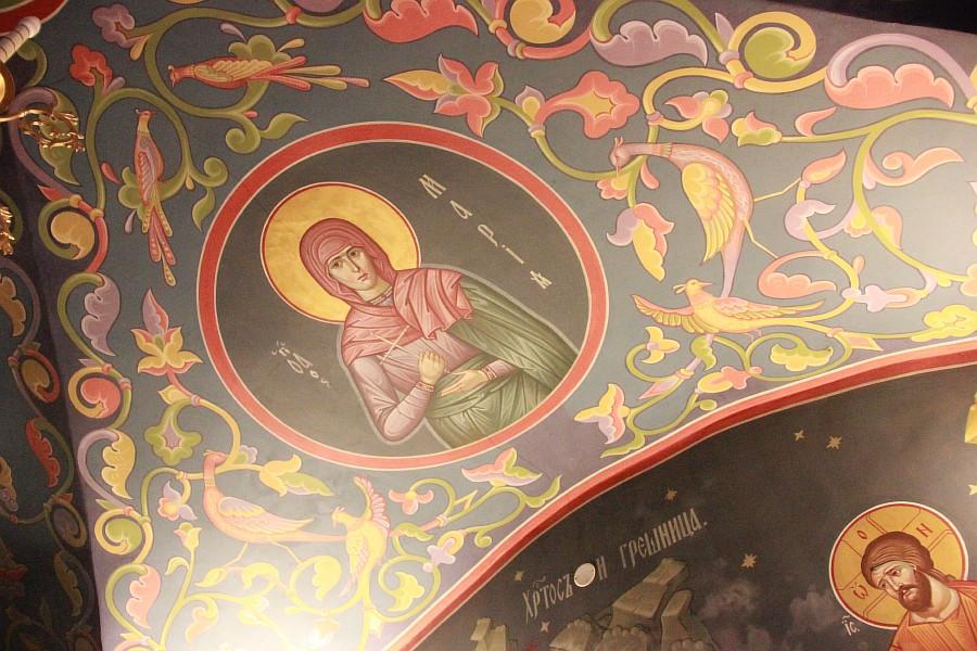 Успенская церковь, роспись, Нижний Новгород, фотография, путешествия, монастырь, Аксанов Нияз, kukmor, of IMG_9421