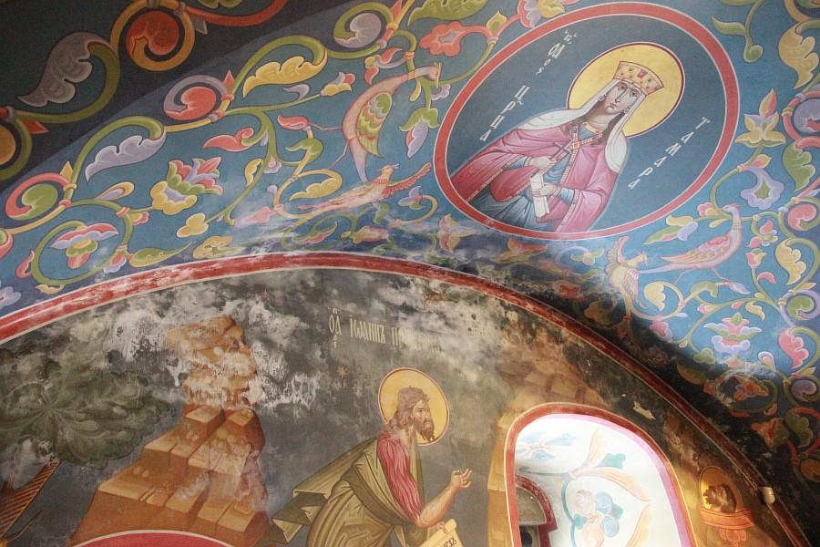 Успенская церковь, роспись, Нижний Новгород, фотография, путешествия, монастырь, Аксанов Нияз, kukmor, of IMG_9422