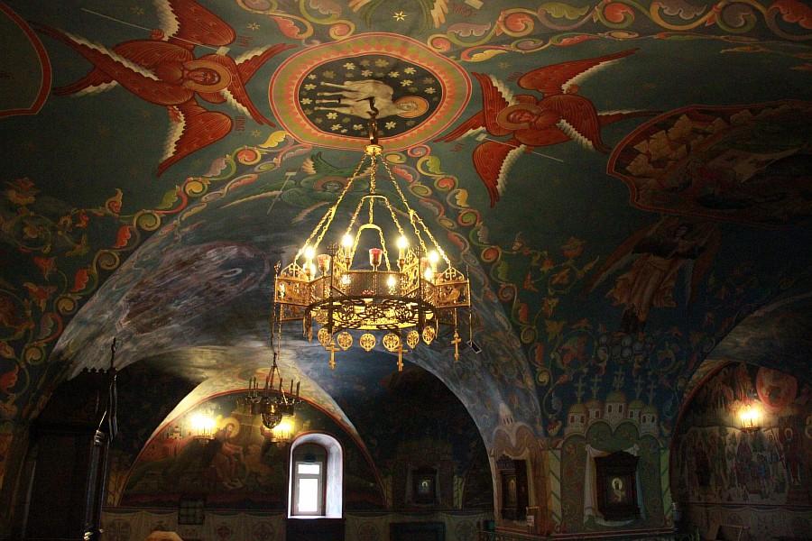 Успенская церковь, роспись, Нижний Новгород, фотография, путешествия, монастырь, Аксанов Нияз, kukmor, of IMG_9424