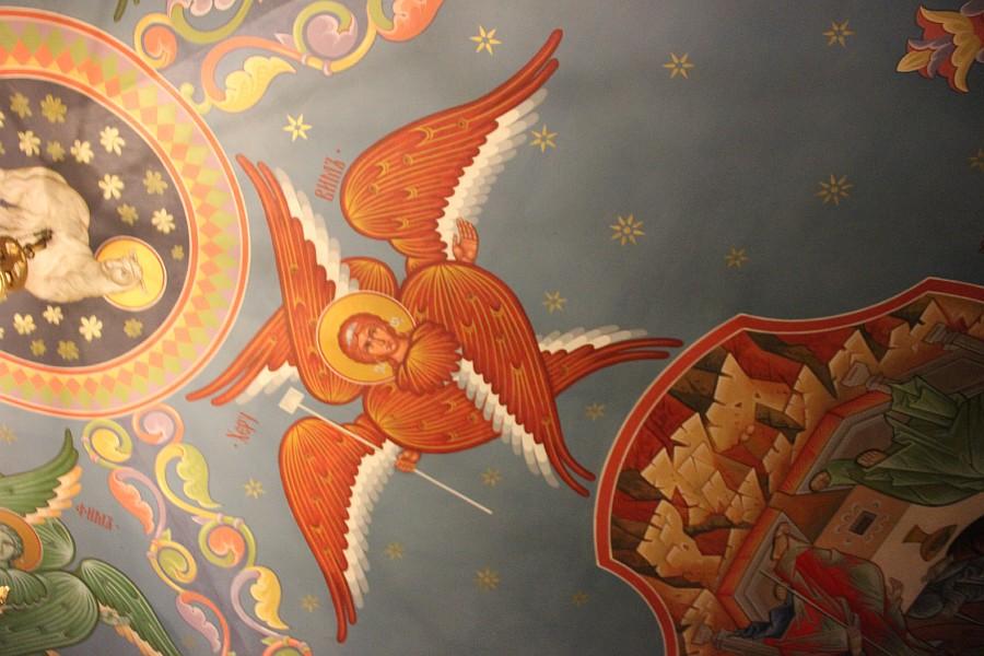 Успенская церковь, роспись, Нижний Новгород, фотография, путешествия, монастырь, Аксанов Нияз, kukmor, of IMG_9426
