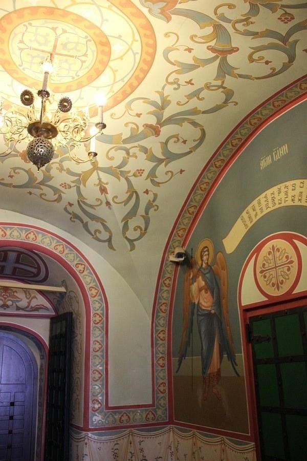 Успенская церковь, роспись, Нижний Новгород, фотография, путешествия, монастырь, Аксанов Нияз, kukmor, of IMG_9431