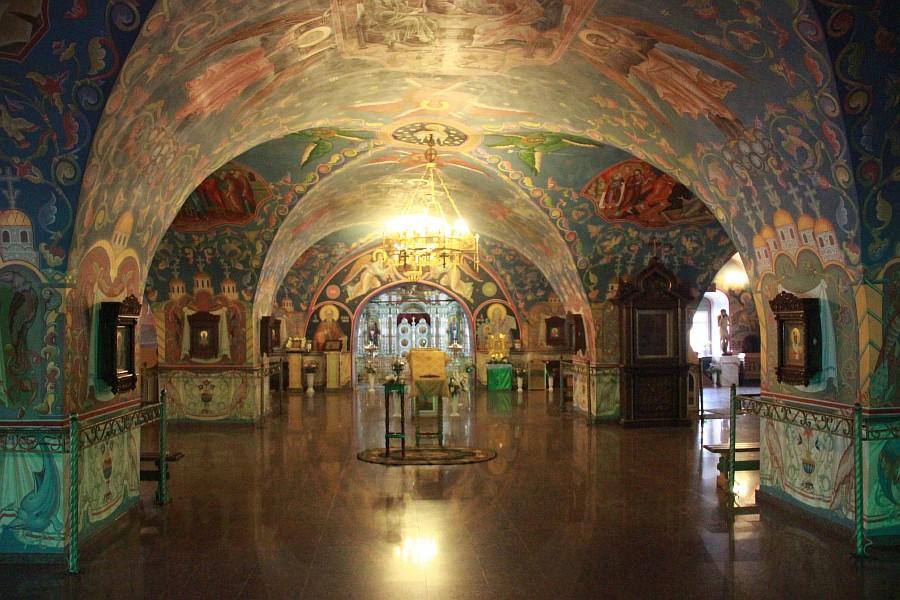 Успенская церковь, роспись, Нижний Новгород, фотография, путешествия, монастырь, Аксанов Нияз, kukmor, of IMG_9432