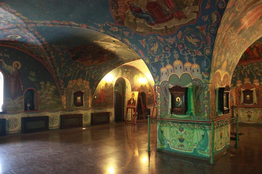 Успенская церковь, роспись, Нижний Новгород, фотография, путешествия, монастырь, Аксанов Нияз, kukmor, of IMG_9433