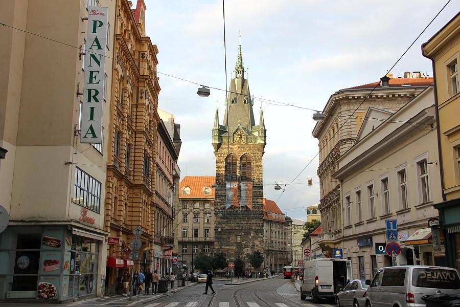 Путешествие, Прага, фотография, колокольня, Аксанов Нияз, kukmor of IMG_5777