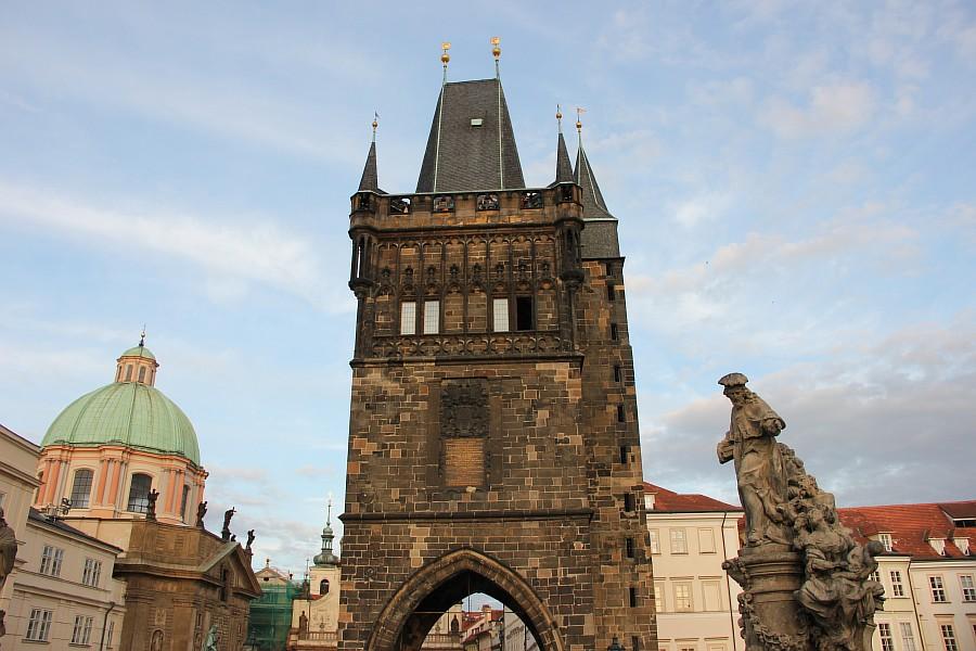 Путешествие, Прага, фотография, колокольня, Аксанов Нияз, kukmor of IMG_5819