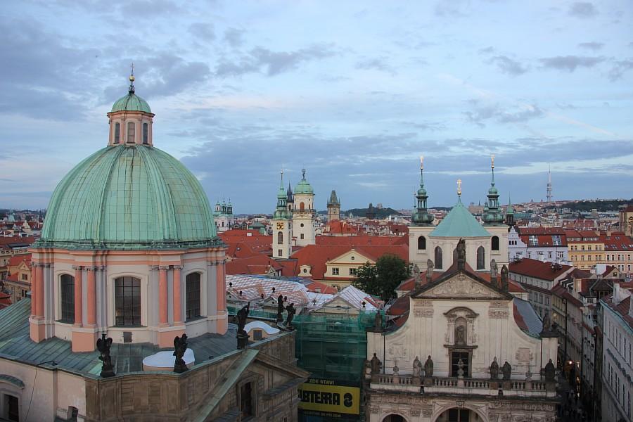 Путешествие, Прага, фотография, колокольня, Аксанов Нияз, kukmor of IMG_5856