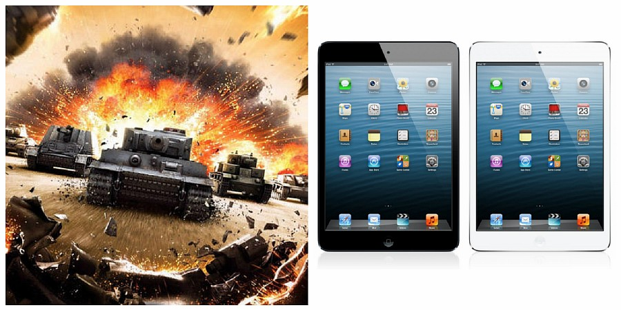 WOT and IPad mini