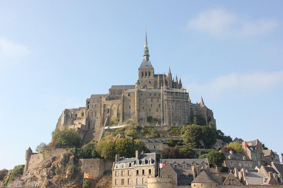 Мон-Сен-Мишель, Франция, Нормандия, путешествия, фотография, Аксанов Нияз, kukmor, замок, остров, Ла-Манш,  of IMG_7009