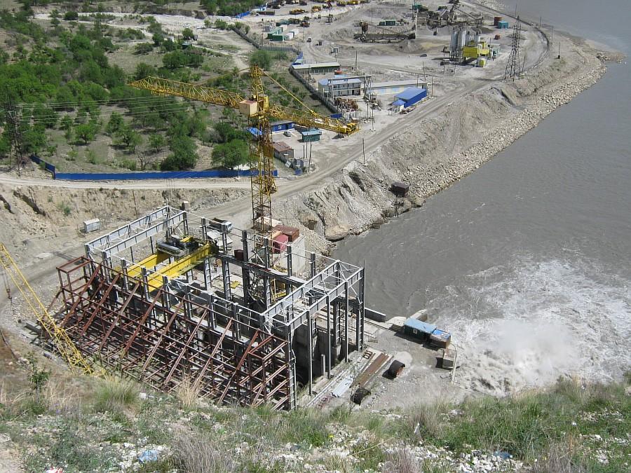 Путешествия, фотография, kukmor, Аксанов Нияз, Гоцатлинская ГЭС, Дагестан, стройка, горы, природа, озеро,плотина,водохранилище, of IMG_8530