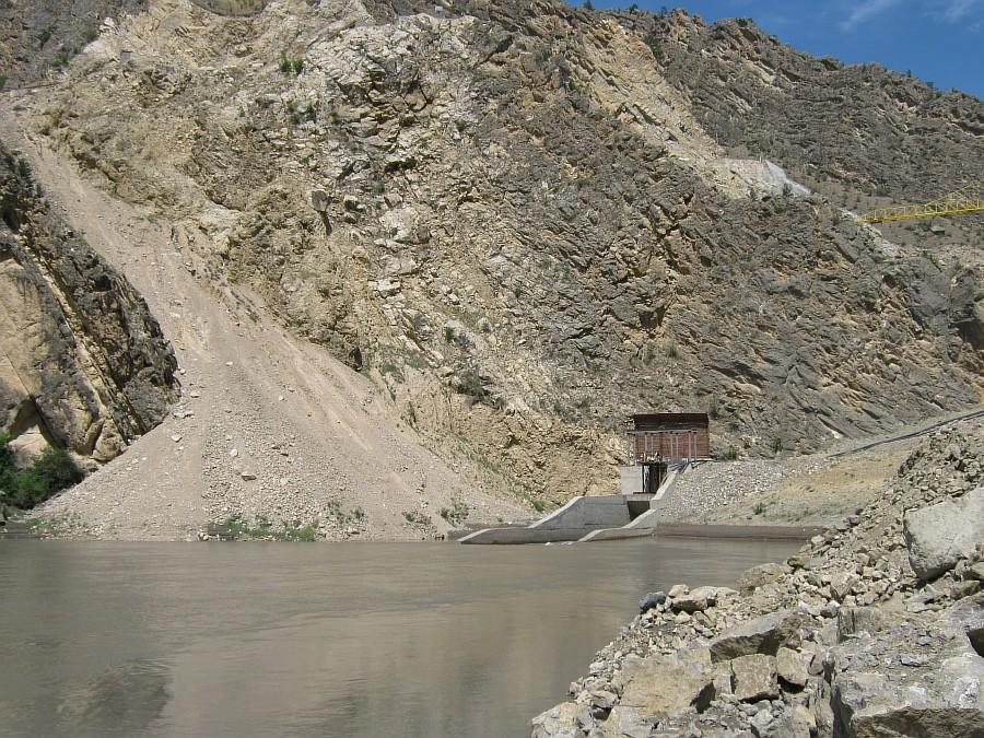 Путешествия, фотография, kukmor, Аксанов Нияз, Гоцатлинская ГЭС, Дагестан, стройка, горы, природа, озеро,плотина,водохранилище, of IMG_8563