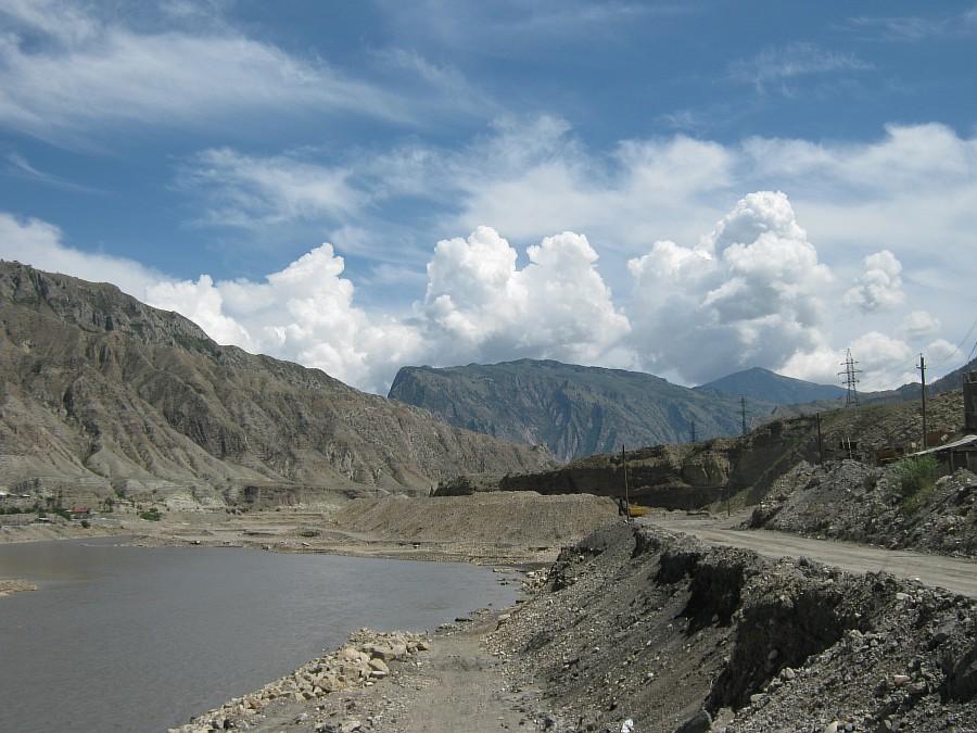 Путешествия, фотография, kukmor, Аксанов Нияз, Гоцатлинская ГЭС, Дагестан, стройка, горы, природа, озеро,плотина,водохранилище, of IMG_8617