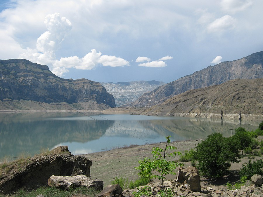 Путешествия, фотография, kukmor, Аксанов Нияз, Гоцатлинская ГЭС, Дагестан, стройка, горы, природа, озеро,плотина,водохранилище, of IMG_8689