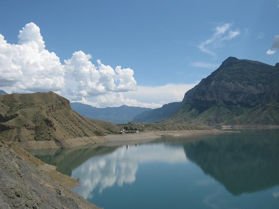 Путешествия, фотография, kukmor, Аксанов Нияз, Гоцатлинская ГЭС, Дагестан, стройка, горы, природа, озеро,плотина,водохранилище, of IMG_8693