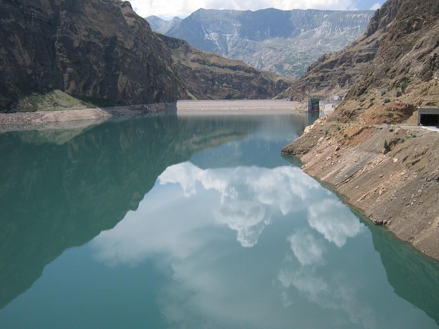 Путешествия, фотография, kukmor, Аксанов Нияз, Гоцатлинская ГЭС, Дагестан, стройка, горы, природа, озеро,плотина,водохранилище, of IMG_8698