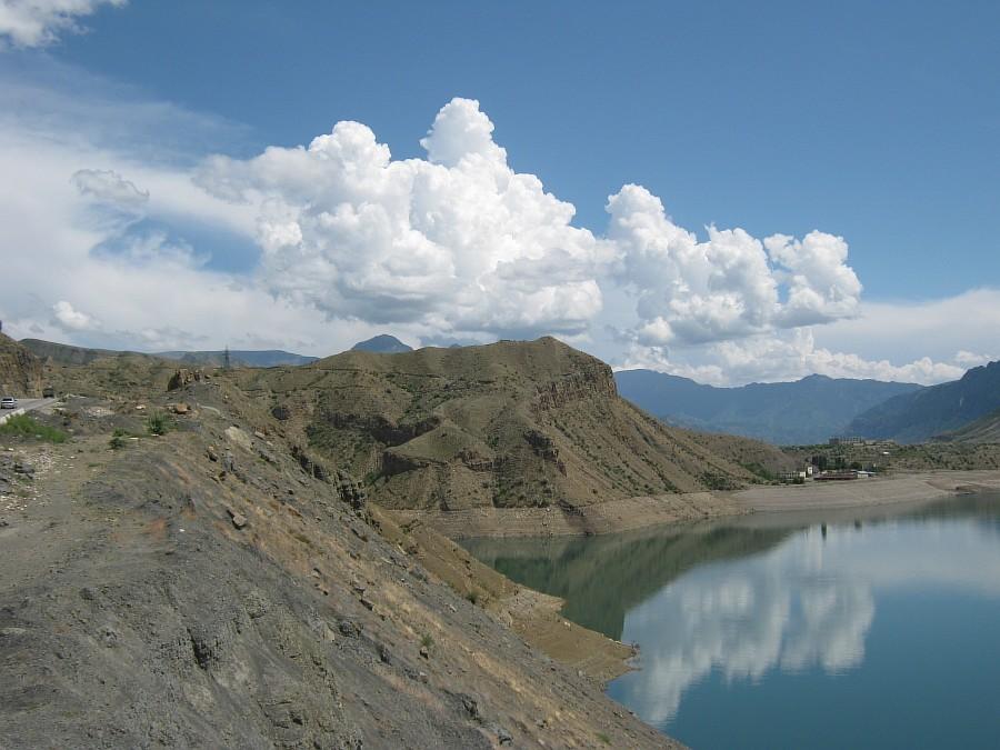 Путешествия, фотография, kukmor, Аксанов Нияз, Гоцатлинская ГЭС, Дагестан, стройка, горы, природа, озеро,плотина,водохранилище, of IMG_8700