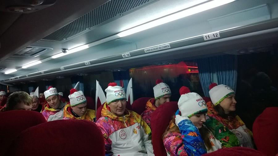 4III44397, Олимпийский огонь, Аксанов Нияз, блогеры, kukmor, путешествия, фотография, sochi2014, Сочи2014, олимпиада,  Эстафета Олимпийского огня, Барнаул, Алтайский край