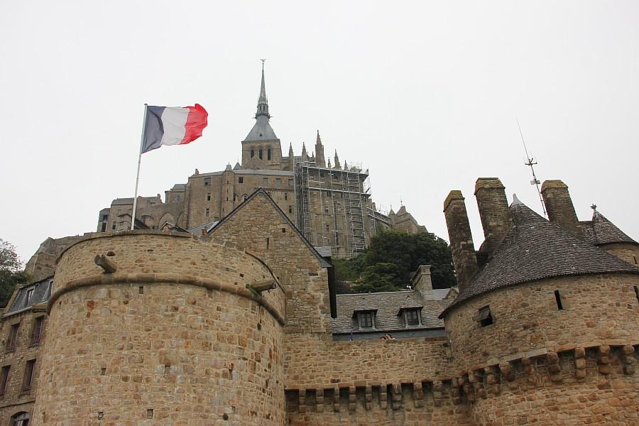 Мон-Сен-Мишель, Mont Saint-Michel, Франция, фотография, путешествия, Аксанов Нияз, kukmor, lj, жж, Нормандия, монастырь,остров, of IMG_6927