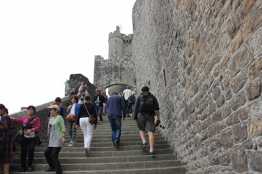 Мон-Сен-Мишель, Mont Saint-Michel, Франция, фотография, путешествия, Аксанов Нияз, kukmor, lj, жж, Нормандия, монастырь,остров, of IMG_6960