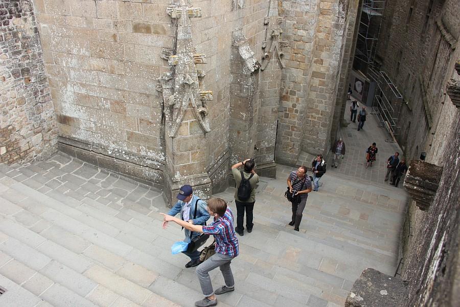 Мон-Сен-Мишель, Mont Saint-Michel, Франция, фотография, путешествия, Аксанов Нияз, kukmor, lj, жж, Нормандия, монастырь,остров, of IMG_6971