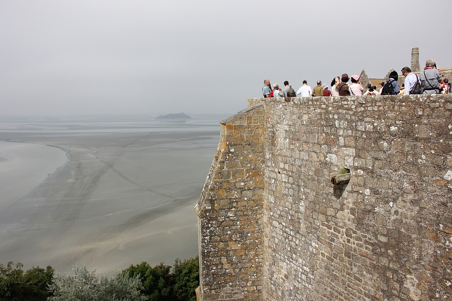 Мон-Сен-Мишель, Mont Saint-Michel, Франция, фотография, путешествия, Аксанов Нияз, kukmor, lj, жж, Нормандия, монастырь,остров, of IMG_6979