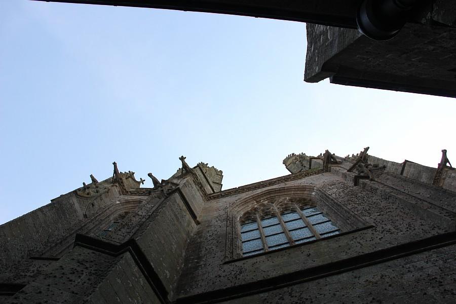 Мон-Сен-Мишель, Mont Saint-Michel, Франция, фотография, путешествия, Аксанов Нияз, kukmor, lj, жж, Нормандия, монастырь,остров, of IMG_7050