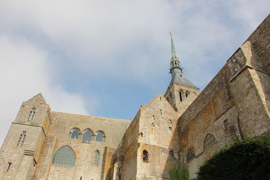 Мон-Сен-Мишель, Mont Saint-Michel, Франция, фотография, путешествия, Аксанов Нияз, kukmor, lj, жж, Нормандия, монастырь,остров, of IMG_7112