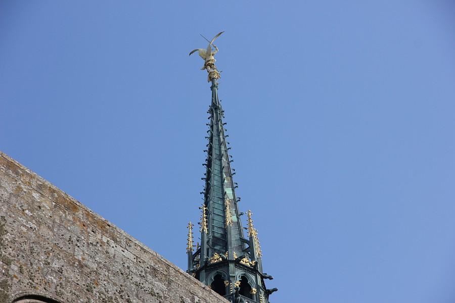 Мон-Сен-Мишель, Mont Saint-Michel, Франция, фотография, путешествия, Аксанов Нияз, kukmor, lj, жж, Нормандия, монастырь,остров, of IMG_7113