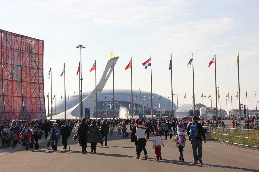 Олмпийский парк, Сочи2014, Sochi2014, зрители, позитив, Зимние Олимпийские игры, болельщики, фото, Аксанов Нияз, kukmor, of IMG_0231