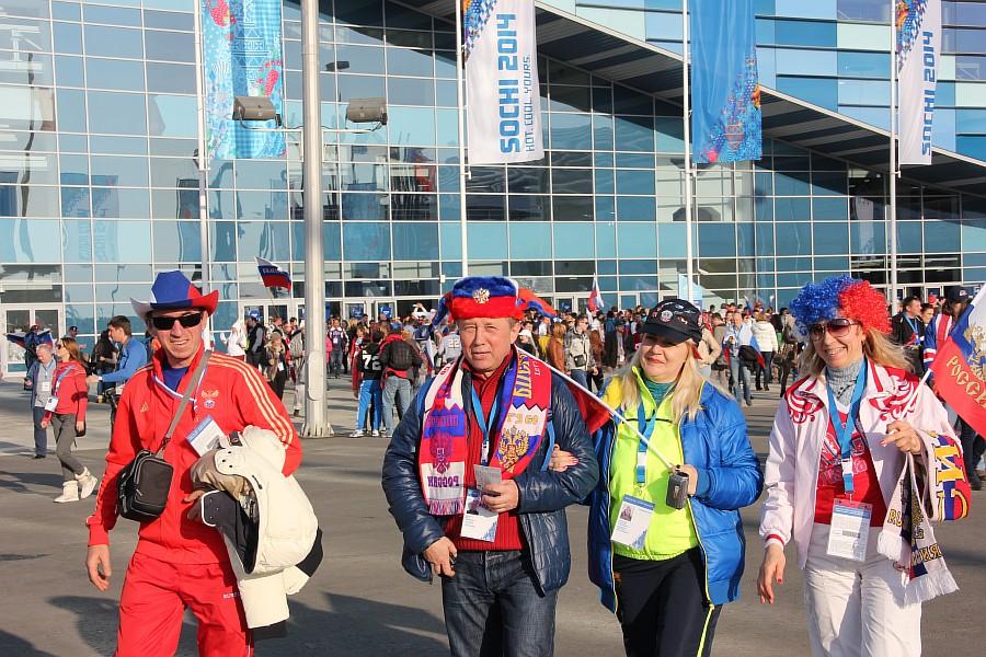 Олмпийский парк, Сочи2014, Sochi2014, зрители, позитив, Зимние Олимпийские игры, болельщики, фото, Аксанов Нияз, kukmor, of IMG_0286