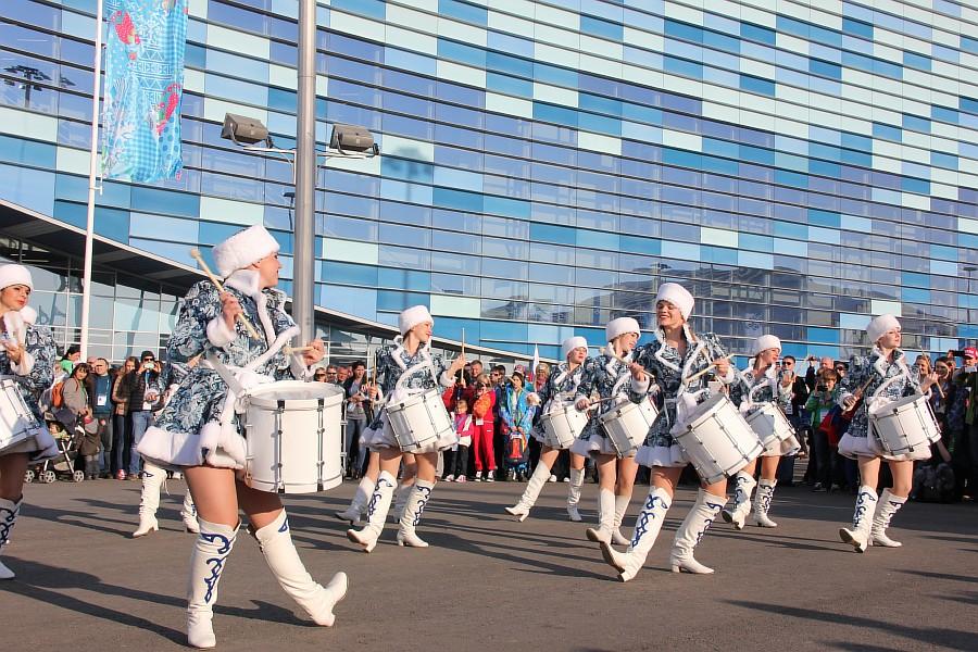 Олмпийский парк, Сочи2014, Sochi2014, зрители, позитив, Зимние Олимпийские игры, болельщики, фото, Аксанов Нияз, kukmor, of IMG_0303