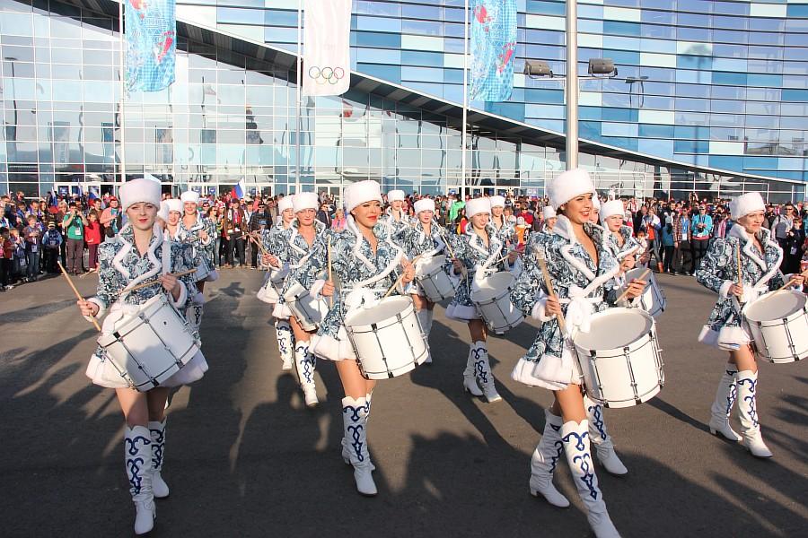 Олмпийский парк, Сочи2014, Sochi2014, зрители, позитив, Зимние Олимпийские игры, болельщики, фото, Аксанов Нияз, kukmor, of IMG_0364