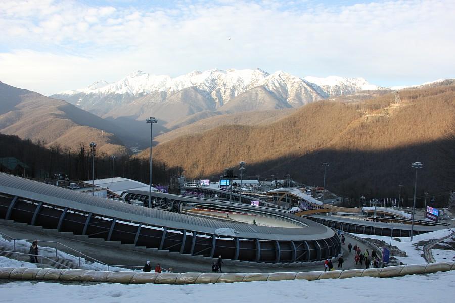 Олимпийские игры, Санки, Горы, фотография, Сочи2014, Sochi2014, Аксанов Нияз, путешествия, kukmor, of IMG_9385