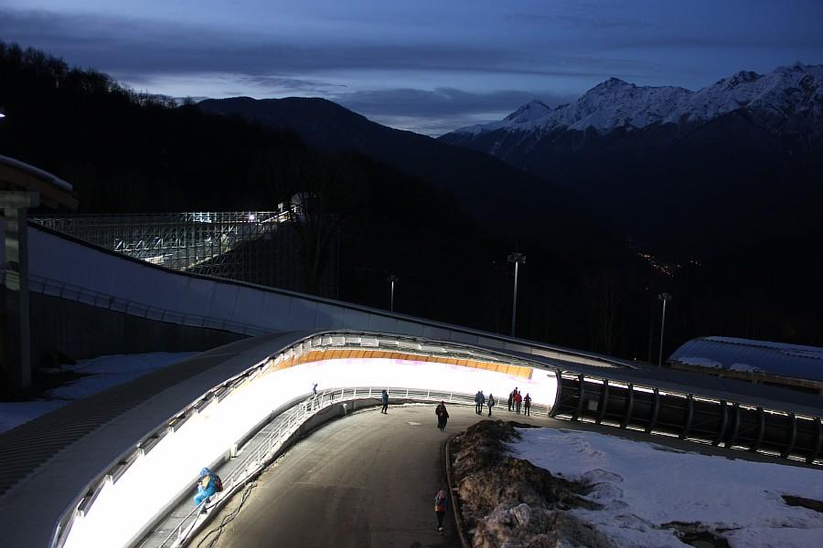 Олимпийские игры, Санки, Горы, фотография, Сочи2014, Sochi2014, Аксанов Нияз, путешествия, kukmor, of IMG_9611