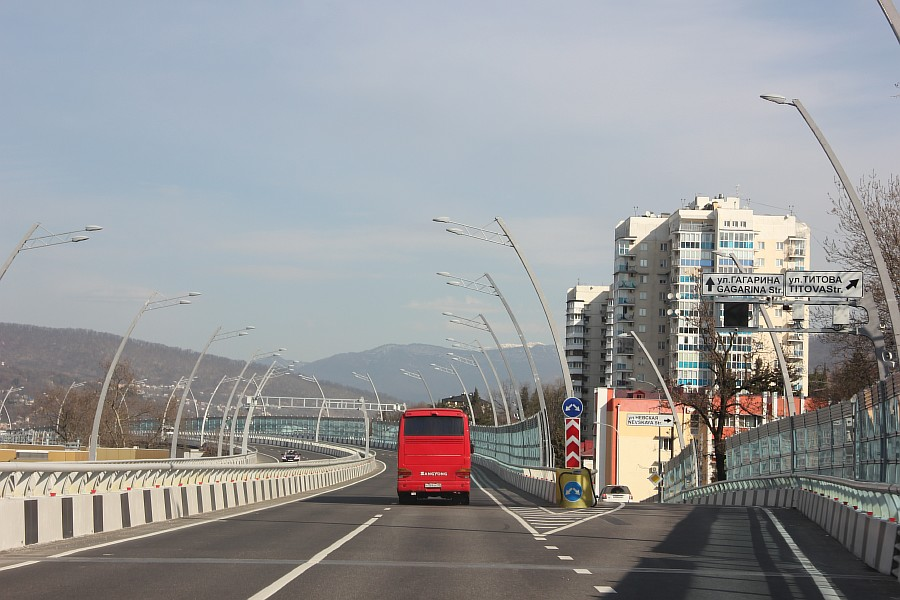 тоннели, эстакады,Сочи, дублер Курортного проспекта,  фотография, Трансстрой, Sochi2014,  тоннели, горы, Сочи2014, горы, АСУТП, of IMG_9970