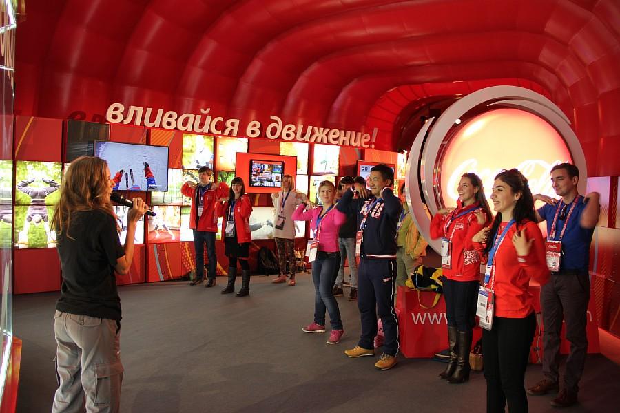 Sochi2014, Coca-Cola, фотография, Олимпийский парк, Аксанов Нияз, Олимпиада, блогеры, жж, lj, спорт, позитив of IMG_7915