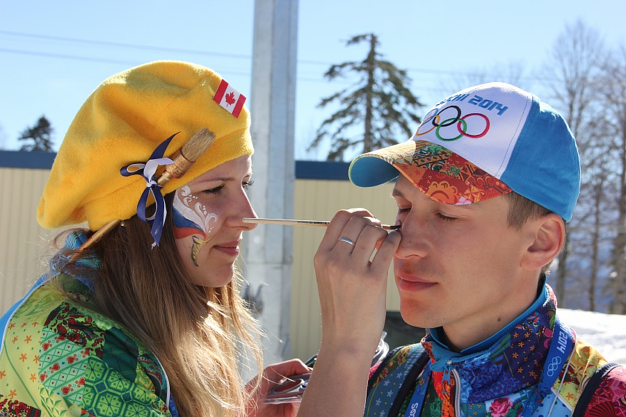 Олимпийские Игры, Сочи2014, фотографии, Аксанов Нияз, kukmor, sochi2014, Лаура, горы, Олимпийский парк, Шайба, лыжи,   of IMG_8537